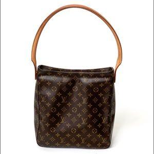 Louis Vuitton Looping Mono bag
